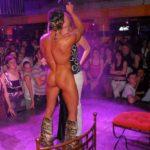 Stripper België Bryan