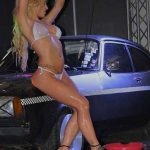 Car Wash et striptease en Belgique