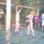 Striptease brûlage de culotte Charleroi